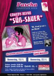 Comedy-Duo Süß-Sauer - Oh, frivol ist mir's am Abend