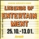 Legends Of Entertainment - Pressepremiere