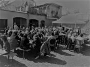 """Party im Packhof: """"Musikalisches Weinfest"""""""