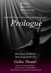 Prologue am 29. und 30.06.2018
