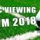 Public Viewing: WM 2018 - Deutschland : Schweden