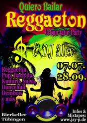 Quiero Bailar Reggaeton