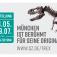 T.rex Ausstellung in der Süddeutschen Zeitung