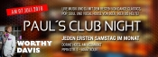 Paul's Club Night