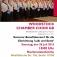 Woodstock Chamber Choir – Sommer Benefizkonzert Hochmeisterkirche Berlin