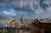 Dresden Im Barock - 360-panorama Von Yadegar Asisi Im Panometer Dresden
