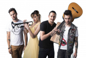 """Jenny and the Mexicats - """"X"""" 10th Anniversary Tour Europe"""