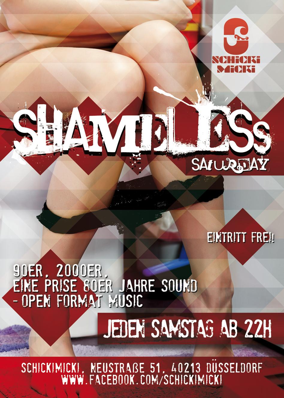 Shameless Saturday
