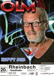 "Hans Werner Olm ""Happy Aua"""