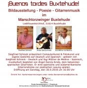 !Buenas tardes Buxtehude!