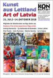 Kunst Aus Lettland - Art Of Latvia