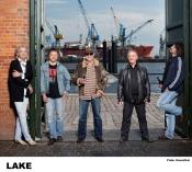 LAKE feat Alex Conti & Ian Cussick