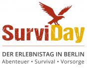 Rüdiger Nehberg live in Berlin - Abenteuer & Survival auf dem SurviDay 2018