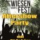Wiesenviertelfest Aftershow-Party