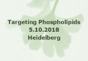 Fokustag: Targeting Phospholipids