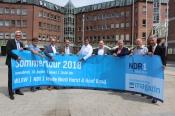 NDR-Sommertour erneut in Glinde