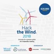 Hack the Wind Hackathon 2018 Hamburg