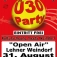 Ü-30 Party - Eintritt Frei -