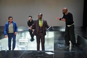 Privattheatertage - Ballhaus Naunynstrasse: Walking Large