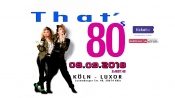 That's 80s - More Than a Party