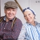 Tratsch im Treppenhaus mit Heidi Mahler und Peter Millowitsch