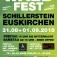 Waldfest am Schillerstein Euskirchen
