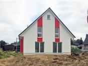 Charmantes Stadthaus mit Giebel