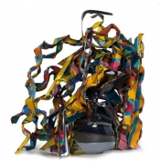 John Chamberlain. Bending spaces