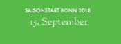 Saisonstart Bonn 2018