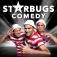 "Starbugs Comedy ""Crash Boom Bang"" in den Wühlmäusen"