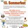 Sommerfest mit der 10ten in Garath