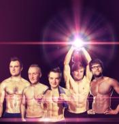 Die sexy Klangkörper - Show