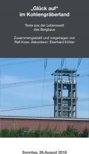 HOFkultur 2018 | Deckel auf'n Pütt #2 | Glückauf im Kohlengräberland