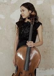 Cellokonzert Anna Olivia Amaya Farias (Kolumbien)