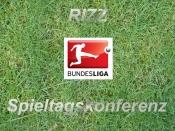 Sky Bundesliga Konferenz in Kreuzberg Graefekiez