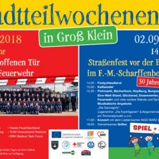 Tag der offenen Tür Freiwillige Feuerwehr Rostock - Groß Klein
