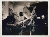 Cookbook | Grooviger Jazz mit Einflüssen von Hardbob und Souljazz aus Hamburg