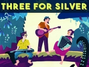 Three For Silver: Get low | Oldtime Folk und Experimental Rock aus Portland/USA