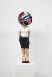 """Blickwechsel II"" - Ausstellung zum 10-jährigen Bestehen des CRAFTkontor, Bonn-Bad Godesberg"