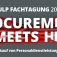 Fachtagung: Procurement meets HR
