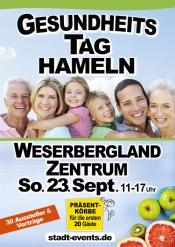 Gesundheitstag Hameln 23.09.2018