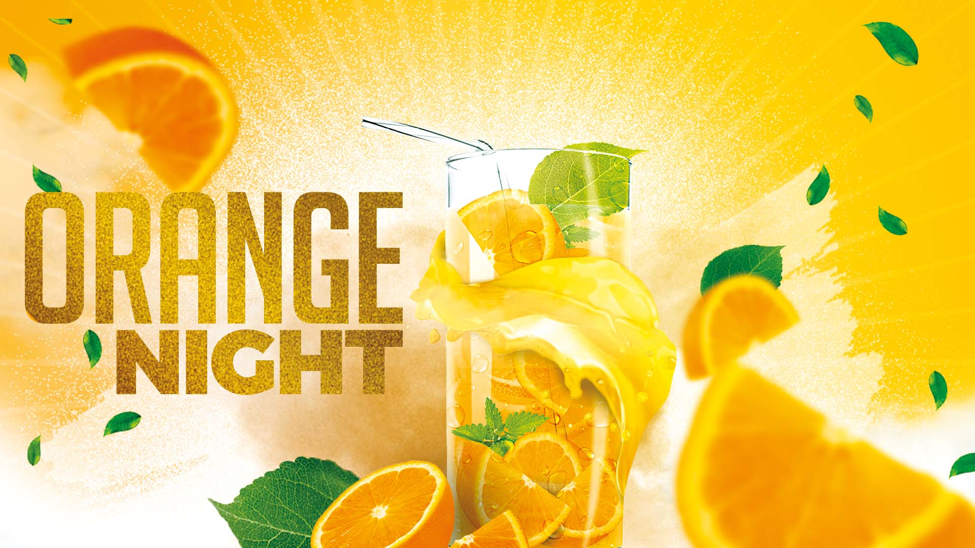 Orange Night