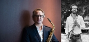 Christian Elin & Roger Hanschel: Doppelsolo- & Duo-Konzert
