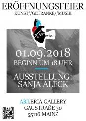 Eröffnungsfeier Art.eria Gallery