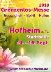 """Grenzenlos-Messe """"Gesundheit · Spirit · Heilen"""""""