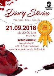 Diary Stories
