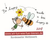 """Prämierungsfeier des """"Deutschland summt!""""-Pflanzwettbewerbs 2018"""