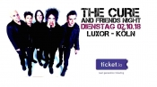 The Cure & Friends Party