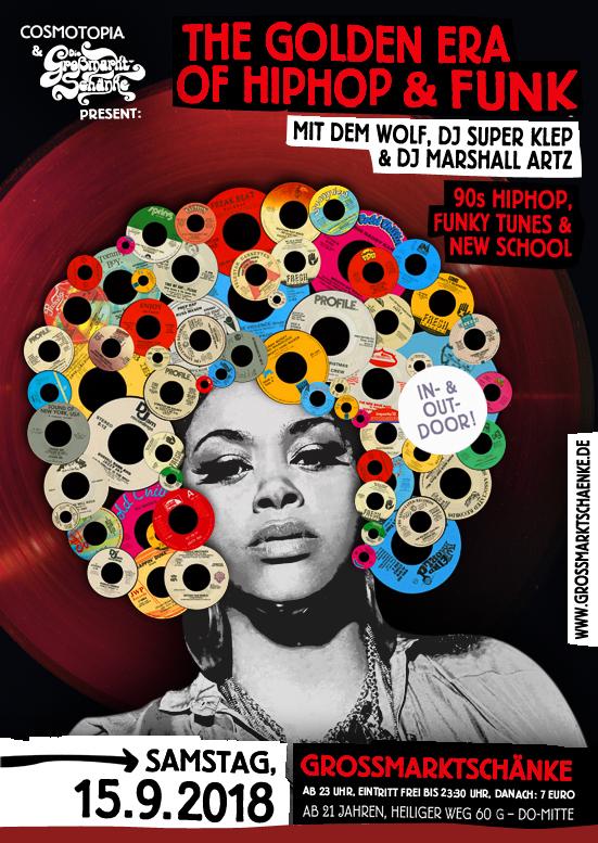 The Golden Era of Hip Hop & Funk