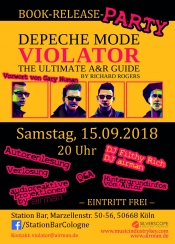 Depeche Mode Book-Release-Party